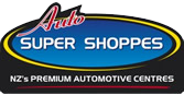 Sponsor log Auto Super Shoppes