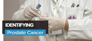 Identifying Prostate Cancer