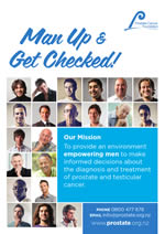 Get Checked Prostate Cancer