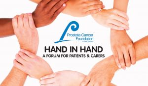 Hand in Hand – Living with Prostate Cancer Wellington @ University of Otago Small Lecture Theatre | Wellington | Wellington | New Zealand