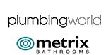 Plumbing World Metrix Bathrooms