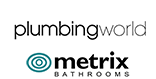 Plumbing World Metrix Bathrooms
